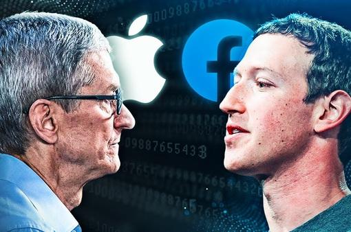 """Faecbook thừa nhận """"đòn đau"""" từ Apple"""