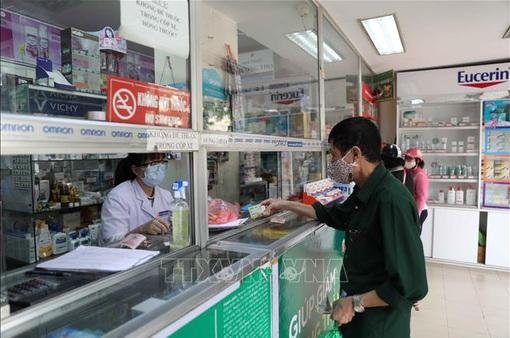 Hà Nội có 76 nhà thuốc, quầy thuốc phục vụ người dân 24/24