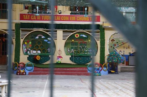 Tuyên Quang tạm dừng hoạt động cơ sở giáo dục mầm non, trung tâm ngoại ngữ, tin học