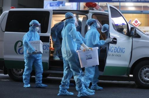 Sáng 30/7, có 4.992 ca mắc COVID-19, tổng số ca mắc ở Việt Nam là 133.405