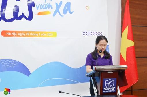 Lễ bế giảng trực tuyến ý nghĩa của sinh viên ĐH Ngoại Ngữ, ĐHQG Hà Nội