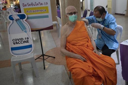 Thái Lan ghi nhận hơn 10.000 ca khỏi bệnh, Lào ghi nhận ca tử vong thứ 7 do COVID-19