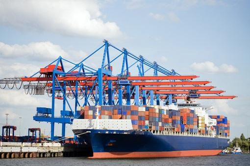 Giá cước vận tải biển tăng kỷ lục