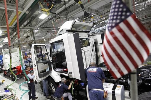 Kinh tế Mỹ bước vào giai đoạn tăng trưởng chậm hơn