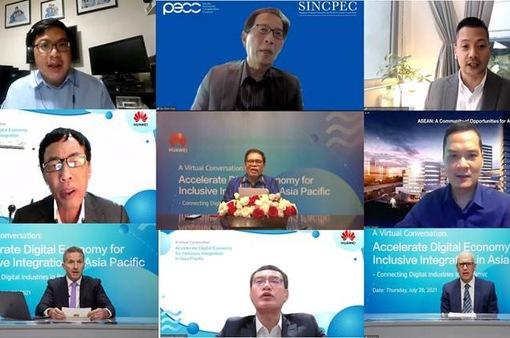 Thúc đẩy nền kinh tế số là chìa khóa để tích hợp toàn diện tại châu Á - Thái Bình Dương