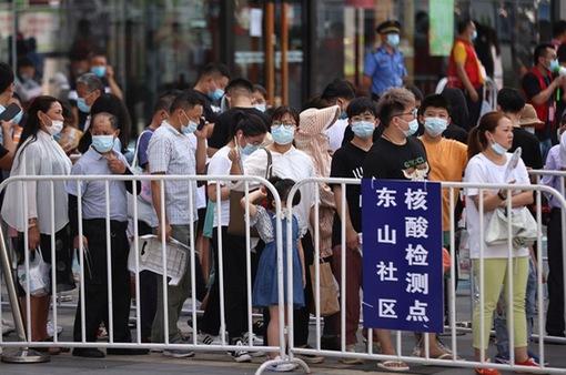 Trung Quốc tiếp tục ghi nhận nhiều ca nhiễm mới, Đức siết phòng dịch với người nhập cảnh