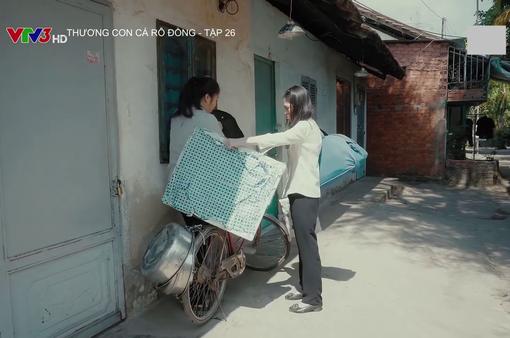 Thương con cá rô đồng - Tập 26: Chị em Thương chính thức khăn gói lên Sài Gòn