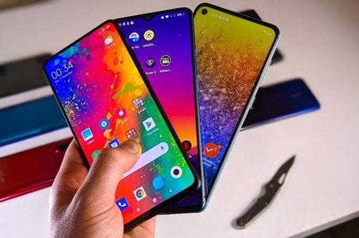 Bất chấp thiếu hụt linh kiện, thị trường smartphone tăng trưởng mạnh mẽ