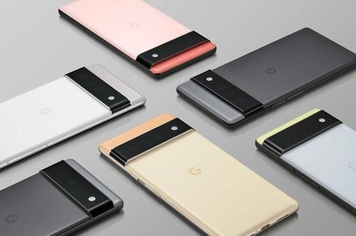 Google trình làng Pixel 6 và Pixel 6 Pro