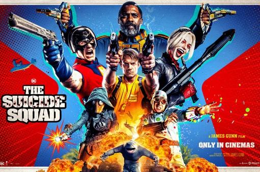 """""""The Suicide Squad"""", siêu phản diện trở lại - Nhiều pha hành động và hài hước hơn"""