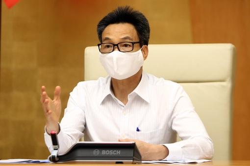 Phó Thủ tướng yêu cầu tăng cường phòng dịch trong chuỗi cung ứng