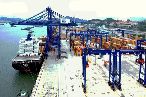 Cảng biển đứng trước nguy cơ gián đoạn hoạt động vì ùn ứ hàng hoá