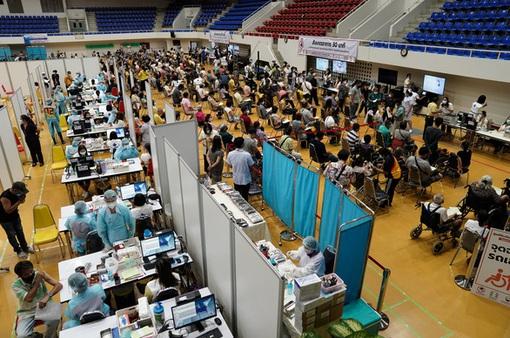 Thái Lan có gần 21 nghìn ca mắc mới COVID-19 trong 24 giờ