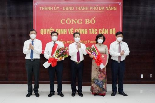 Đà Nẵng công bố quyết định của Thủ tướng Chính phủ về công tác cán bộ