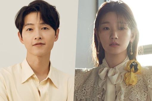 Song Joong Ki - Park So Dam làm host mở màn Liên hoan phim quốc tế Busan lần thứ 26