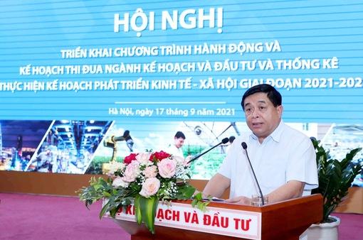Bộ trưởng Nguyễn Chí Dũng: Nhiệm vụ càng lớn, trách nhiệm càng cao