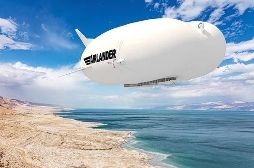 Dịch vụ tham quan Bắc Cực bằng khinh khí cầu