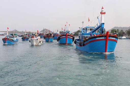 """Gỡ """"thẻ vàng"""" thủy sản: Cần sự đồng lòng của các địa phương"""