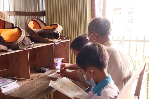 Nhiều tỉnh, thành Nam bộ không dạy online cho học sinh tiểu học, mầm non