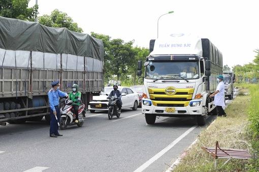 Đề nghị hỗ trợ vận tải hàng hóa theo đúng chỉ đạo của Chính phủ