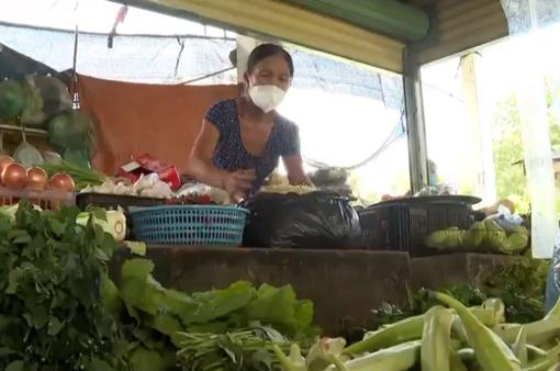 """TP Hồ Chí Minh khôi phục hoạt động chợ truyền thống ở các """"vùng xanh"""""""