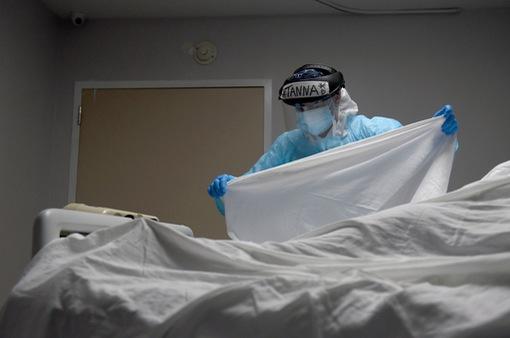 Số người Mỹ tử vong do COVID-19 nhiều hơn dịch cúm năm 1918