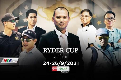 Nhà báo Trịnh Long Vũ lần đầu tham gia bình luận Golf