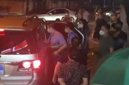 Bắt cựu Trưởng phòng Cảnh sát kinh tế Công an TP Hà Nội