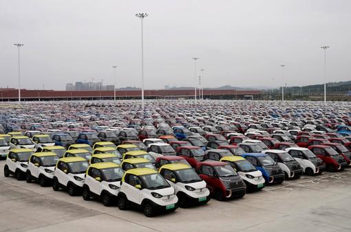 """Xe năng lượng mới - """"Vũ khí chiến lược"""" thúc đẩy ngành ô tô của Trung Quốc"""