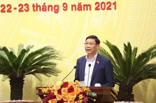 Hà Nội thông qua Nghị quyết về phát triển KT-XH 2021-2025 với 2 kịch bản tăng trưởng