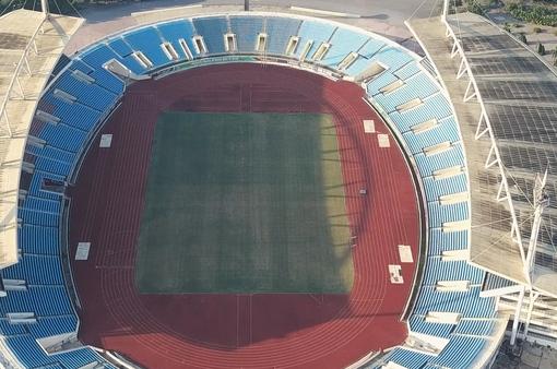 Sân vận động Mỹ Đình xuống cấp như thế nào?