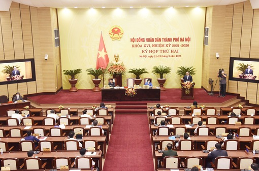 Hà Nội thông qua 17 nghị quyết phát triển Thủ đô