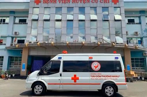 Các doanh nghiệp bắt tay hỗ trợ TP Hồ Chí Minh chống dịch