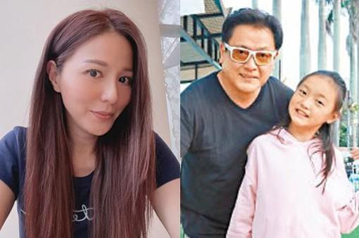 """Cựu ngôi sao TVB Đằng Lệ Minh an ủi tình cũ từng phụ bạc mình: """"Cuộc sống luôn có thăng trầm"""""""