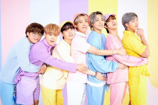 """""""Butter"""" của BTS đạt chứng nhận Bạch kim kép tại Mỹ"""
