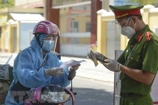 TP Hồ Chí Minh chốt phương án cho shipper tự xét nghiệm COVID-19