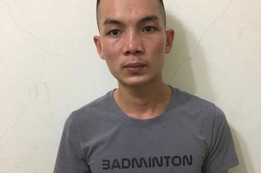 Bắt đối tượng truy nã từ Quảng Bình ra Hà Nội lẩn trốn