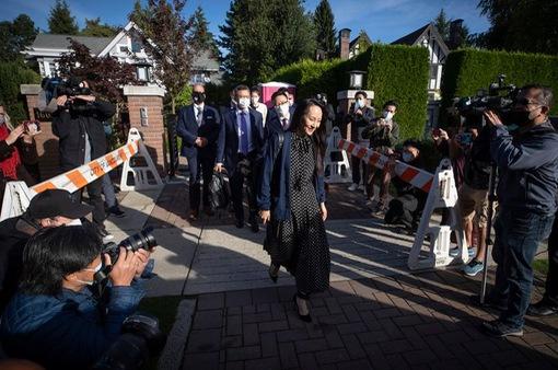Giám đốc Tài chính Huawei được trả tự do - sóng gió giữa Mỹ và Trung Quốc vẫn tiếp tục