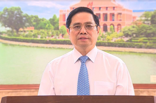 Thủ tướng: Truyền thống đoàn kết của mỗi người Việt Nam sẽ lan tỏa, nhất là trong thời khắc khó khăn