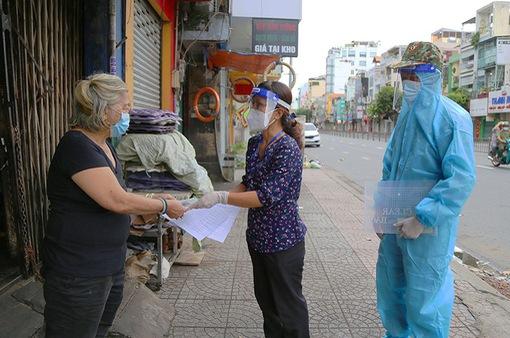TP Hồ Chí Minh đẩy nhanh triển khai gói hỗ trợ đợt 3