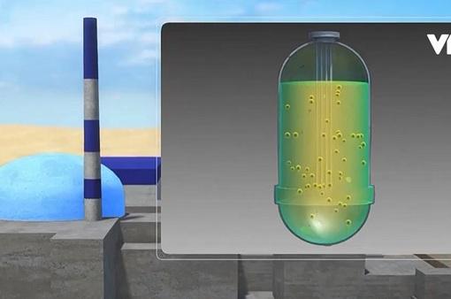 Trung Quốc thử nghiệm lò phản ứng hạt nhân chạy bằng năng lượng Thori