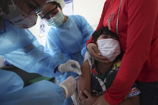 82% dân số Campuchia đã tiêm vaccine COVID-19