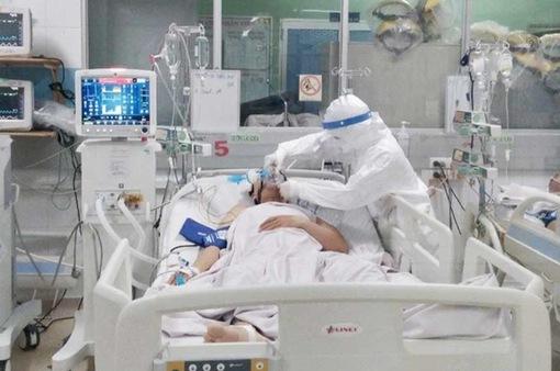 538.454 bệnh nhân COVID-19 tại Việt Nam đã được công bố khỏi bệnh, còn 4.135 ca nặng