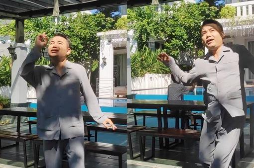 Hương vị tình thân: Ông Khang bất ngờ uốn éo, điệu đà thành cây hài