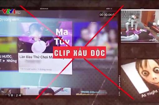 Đối diện: Dọn rác trên không gian mạng (20h10 ngày 29/9, VTV1)