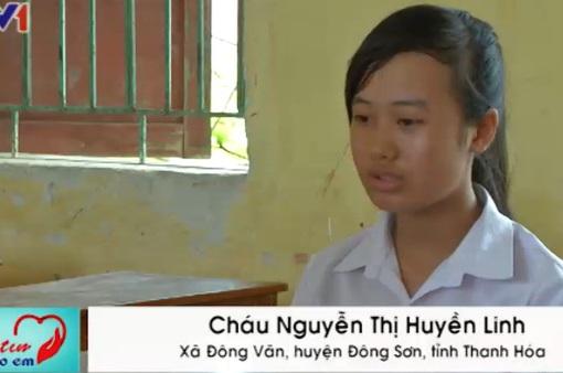 TTCE trở lại thăm cháu Huyền Linh (Thanh Hóa) sau ba năm được phẫu thuật tim
