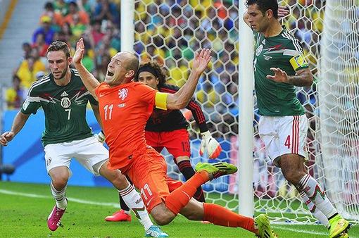 World Cup 2014 đọng lại qua những khoảnh khắc đáng nhớ nhất