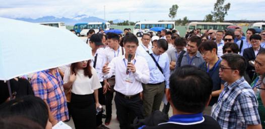 Thanh niên Đà Nẵng tự hào tham gia quảng bá đất nước tại sự kiện APEC