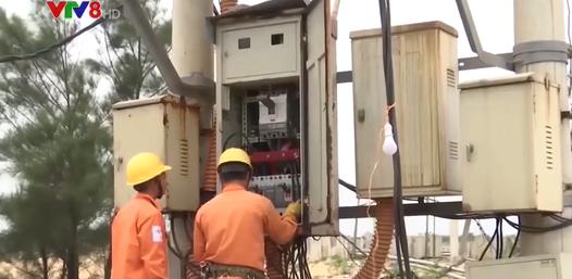 Quảng Bình: Nâng cấp lưới điện mùa nắng nóng