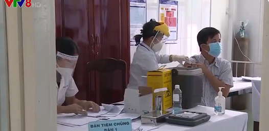Phú Yên: Đẩy nhanh chiến dịch tiêm vắc xin để đạt miễn dịch cộng đồng